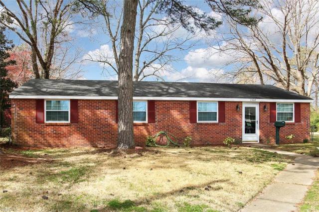1507 Garrow Cir, Hampton, VA 23663 (#10246103) :: Kristie Weaver, REALTOR