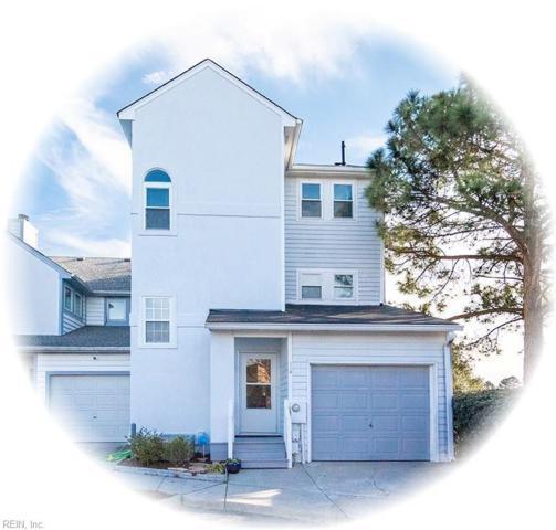 113 Reflection Ln, Hampton, VA 23666 (#10246198) :: Berkshire Hathaway HomeServices Towne Realty