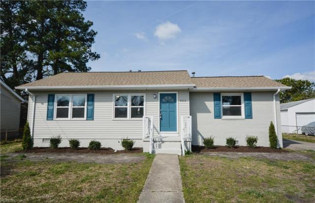 923 Bold St, Portsmouth, VA 23701 (MLS #10246237) :: Chantel Ray Real Estate