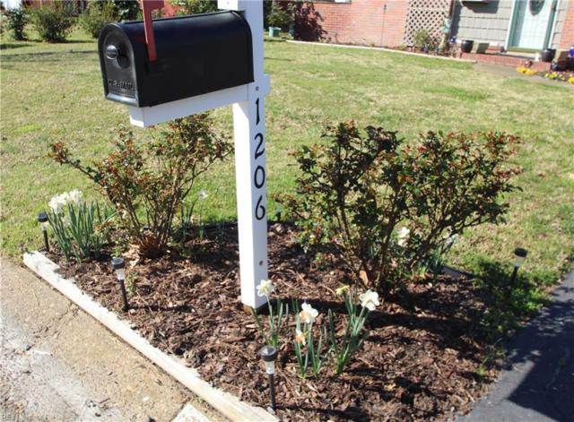 1206 Santeetlah Ave, Chesapeake, VA 23325 (MLS #10246285) :: Chantel Ray Real Estate