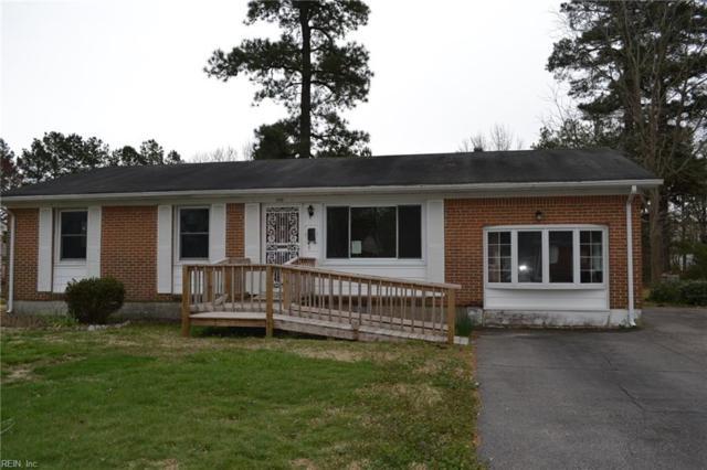 1119 Carrington Cres, Portsmouth, VA 23701 (MLS #10246413) :: Chantel Ray Real Estate