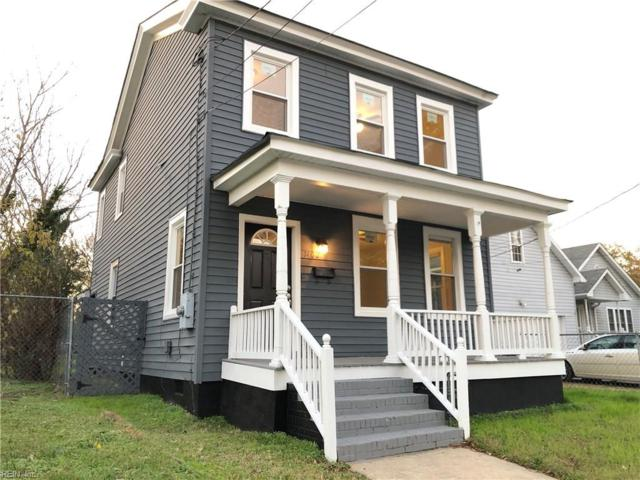 1400 Maple Ave, Portsmouth, VA 23701 (#10246465) :: Atkinson Realty
