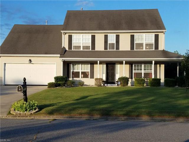 23320 Spring Crest Dr, Isle of Wight County, VA 23314 (#10246480) :: Abbitt Realty Co.