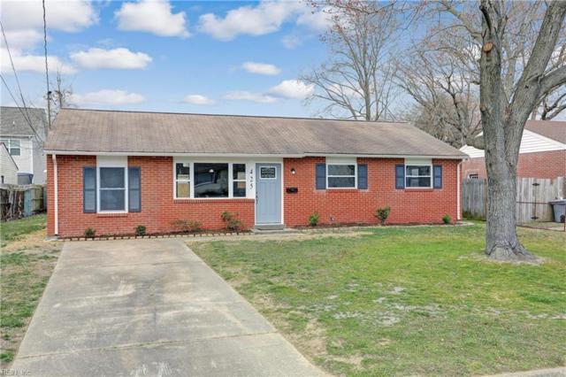 425 Fort Worth St, Hampton, VA 23669 (#10246506) :: Abbitt Realty Co.