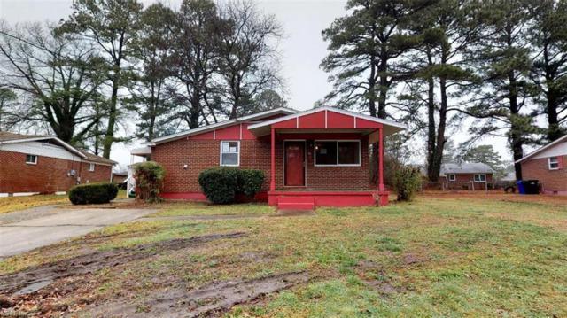 910 Ellington Sq, Portsmouth, VA 23701 (MLS #10246759) :: Chantel Ray Real Estate