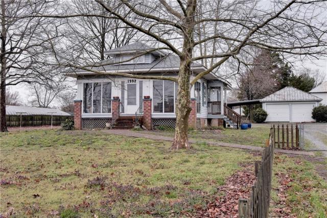 1992 Hayes Rd, Gloucester County, VA 23062 (MLS #10246980) :: AtCoastal Realty