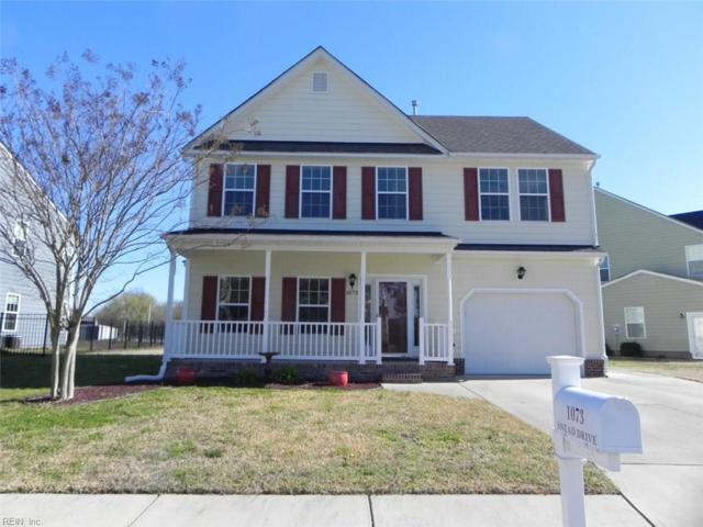 1073 Snead Dr, Suffolk, VA 23434 (#10247255) :: Momentum Real Estate