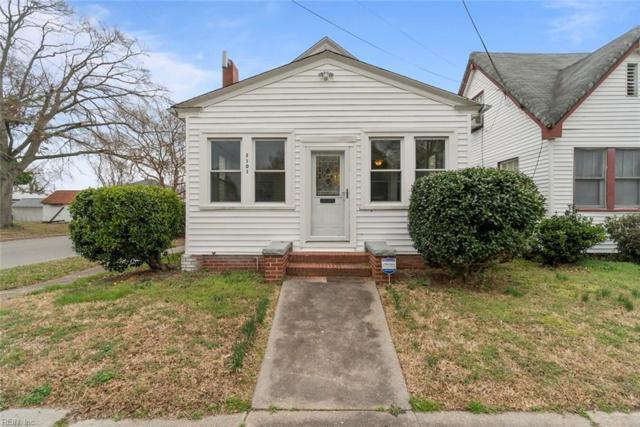 2101 Lansing Avenue Ave, Portsmouth, VA 23704 (MLS #10247361) :: AtCoastal Realty