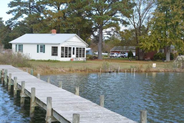 1104 Possum Point Rd, Mathews County, VA 23109 (#10247442) :: The Kris Weaver Real Estate Team
