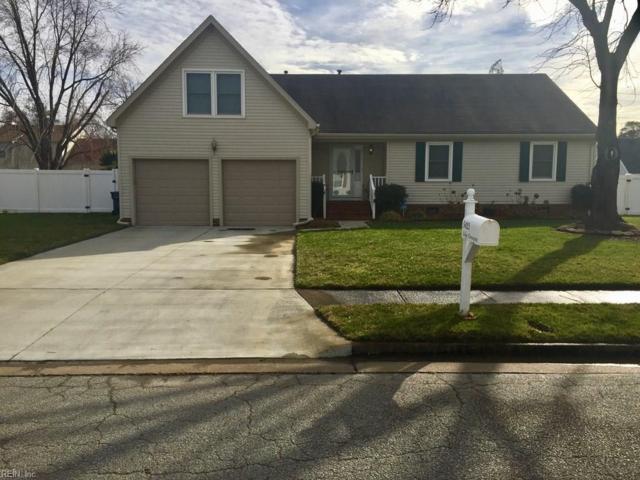 5421 Lilac Cres, Portsmouth, VA 23703 (MLS #10247522) :: AtCoastal Realty
