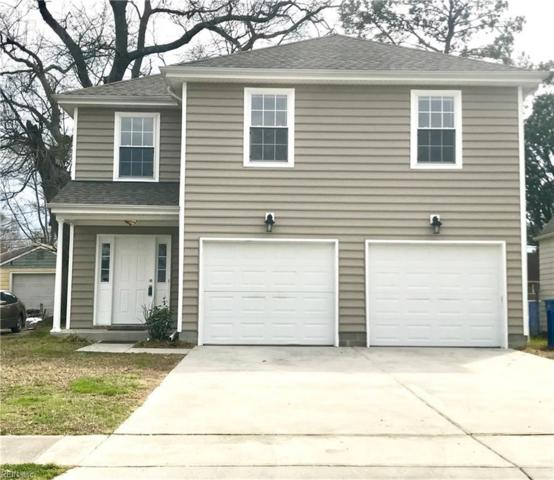 1108 Wilbur Ave, Chesapeake, VA 23324 (#10247703) :: Berkshire Hathaway HomeServices Towne Realty