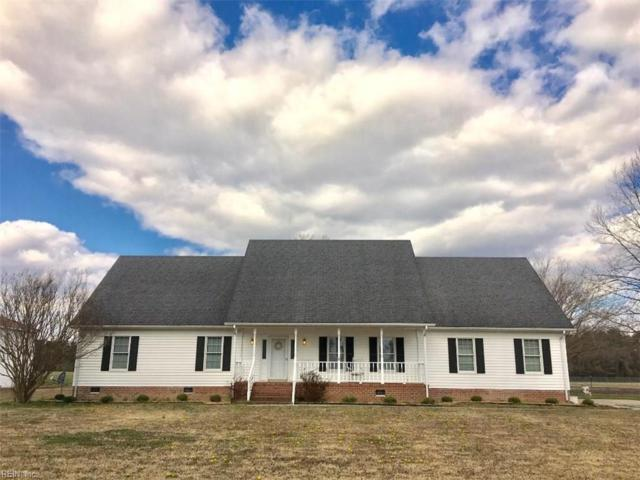 5285 Carrsville Hwy, Isle of Wight County, VA 23315 (#10247862) :: Austin James Realty LLC