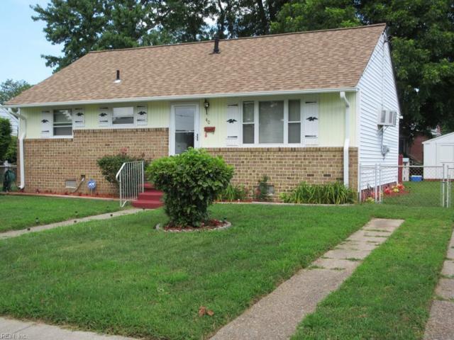 40 Newby Dr, Hampton, VA 23666 (#10249371) :: Berkshire Hathaway HomeServices Towne Realty