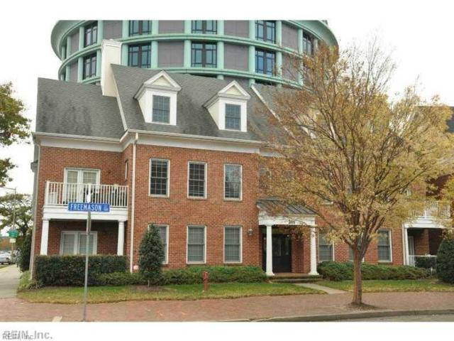 525 Freemason St E 3A, Norfolk, VA 23510 (#10249423) :: Abbitt Realty Co.