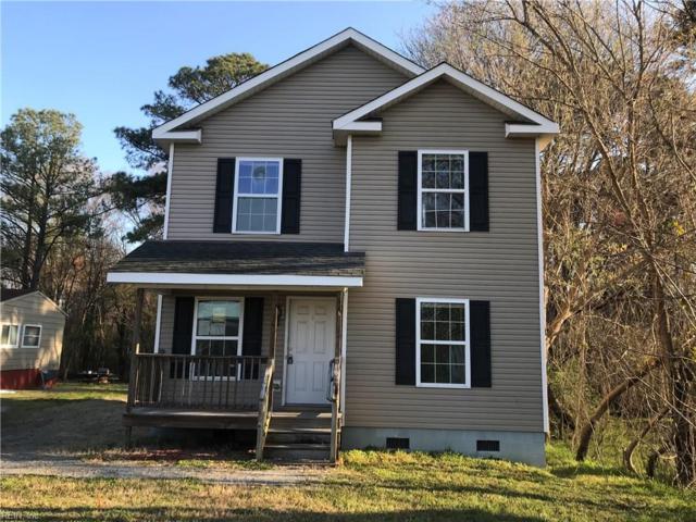 229 Pocahontas Ave, Franklin, VA 23851 (#10249709) :: 757 Realty & 804 Homes