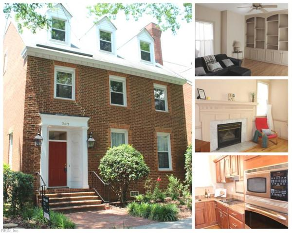 707 Mowbray Arch, Norfolk, VA 23507 (#10249717) :: Upscale Avenues Realty Group