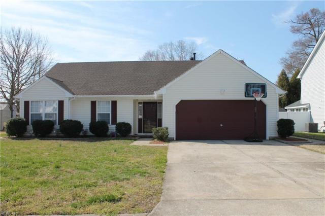 3 Fulcher Ct, Hampton, VA 23666 (MLS #10249895) :: Chantel Ray Real Estate