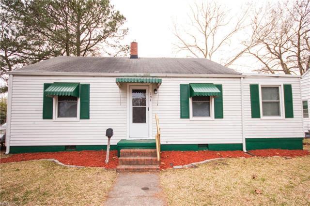 704 Grove St, Hampton, VA 23664 (#10250304) :: Upscale Avenues Realty Group
