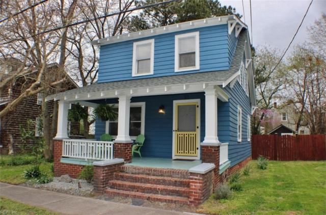 21 Linden Ave, Portsmouth, VA 23704 (MLS #10250418) :: AtCoastal Realty