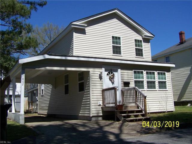402 W Third Ave, Franklin, VA 23851 (#10250647) :: 757 Realty & 804 Homes