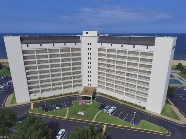 100 E Ocean View Ave #710, Norfolk, VA 23503 (#10250762) :: Berkshire Hathaway HomeServices Towne Realty