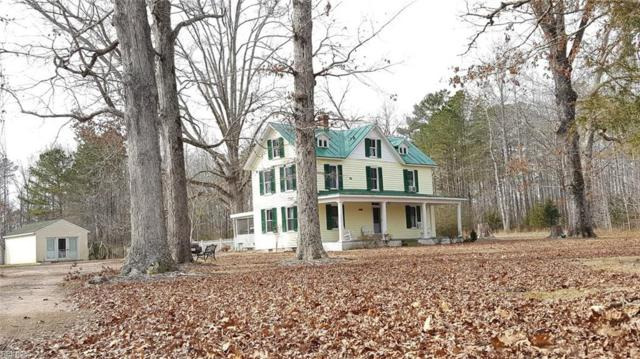 11802 Tide Water Trl, Middlesex County, VA 23149 (MLS #10250873) :: AtCoastal Realty