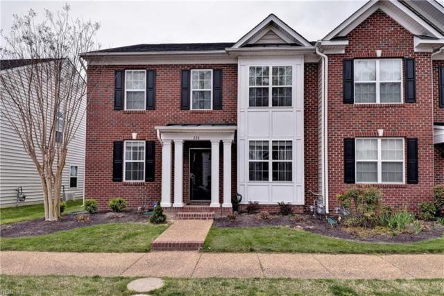 228 Lewis Burwell Pl, Williamsburg, VA 23185 (#10250946) :: RE/MAX Central Realty