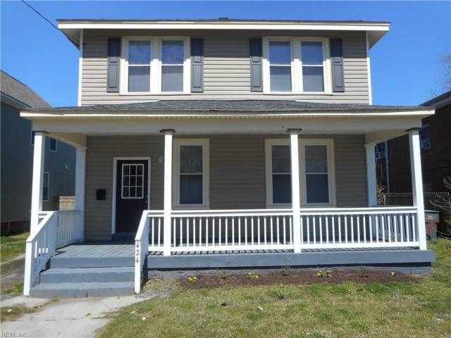 424 W 28th St, Norfolk, VA 23508 (#10251226) :: Chad Ingram Edge Realty