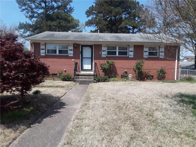 207 Beazley Dr, Portsmouth, VA 23701 (MLS #10251285) :: Chantel Ray Real Estate
