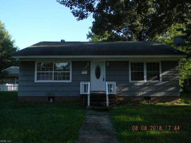 114 Wright Ave, Portsmouth, VA 23702 (#10251531) :: Abbitt Realty Co.