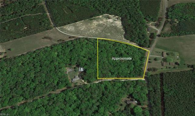5.1ac Fort Huger Dr, Isle of Wight County, VA 23430 (#10251592) :: Abbitt Realty Co.