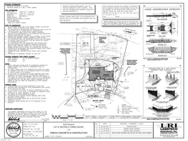 102 Walton Heath, James City County, VA 23188 (#10251756) :: Upscale Avenues Realty Group