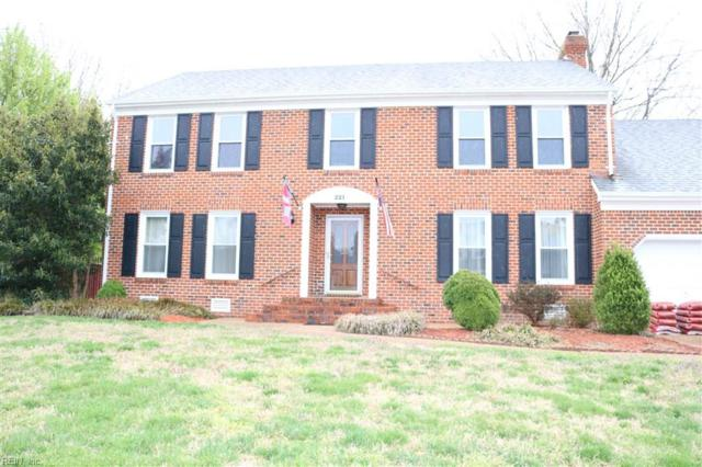 221 Lakewood Park Dr, Newport News, VA 23602 (MLS #10251906) :: AtCoastal Realty