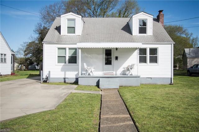 3704 Kingman Ave, Portsmouth, VA 23701 (MLS #10251996) :: AtCoastal Realty