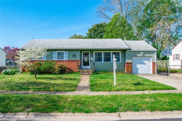 8025 Arrowwood Ct, Norfolk, VA 23518 (MLS #10252024) :: AtCoastal Realty