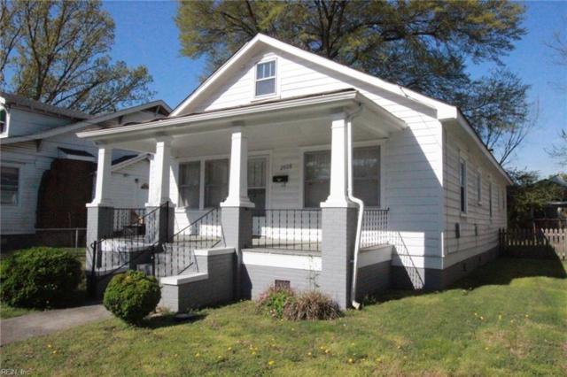 2008 Des Moines Ave, Portsmouth, VA 23704 (#10252046) :: Abbitt Realty Co.
