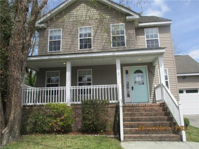 1622 Bourbon Ave, Norfolk, VA 23509 (MLS #10252310) :: AtCoastal Realty