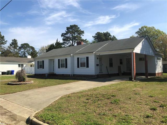 509 Roberts St, Hertford County, NC 27910 (MLS #10252325) :: AtCoastal Realty