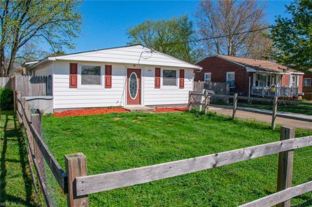 430 Benthall Rd, Hampton, VA 23664 (#10252492) :: Abbitt Realty Co.