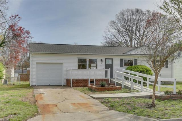 156 Ruston Dr, Newport News, VA 23602 (#10252592) :: Abbitt Realty Co.