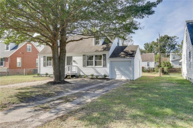 467 Algonquin Rd, Hampton, VA 23661 (MLS #10252721) :: Chantel Ray Real Estate