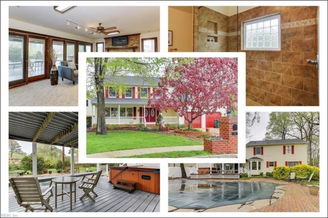 14 Manor Hill Ct, Hampton, VA 23666 (MLS #10252808) :: AtCoastal Realty