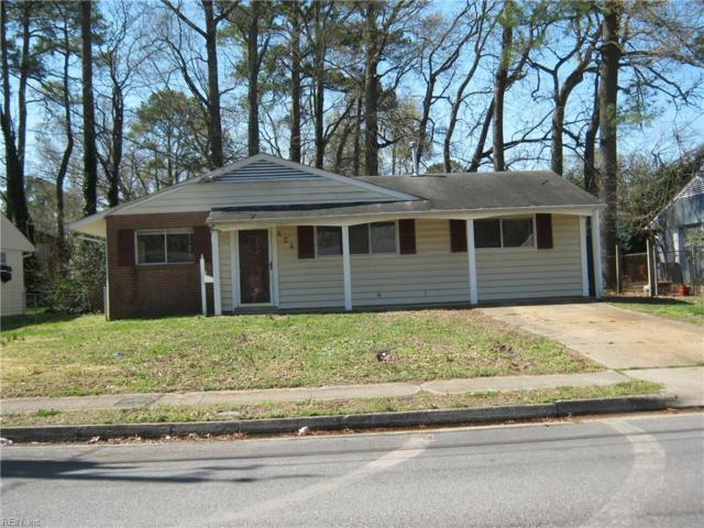 424 Beaumont St, Hampton, VA 23669 (#10252973) :: AMW Real Estate