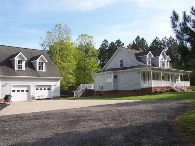 15021 Ivor Road Rd, Southampton County, VA 23878 (#10253062) :: Abbitt Realty Co.