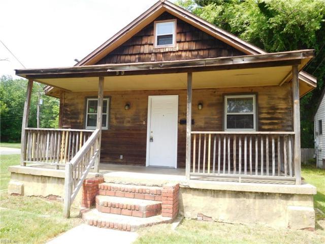 303 Settlers Landing Rd, Hampton, VA 23669 (MLS #10253198) :: Chantel Ray Real Estate