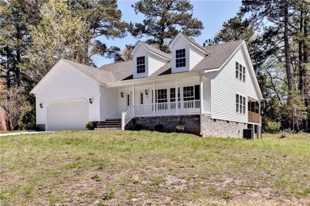 105 Leon Dr, James City County, VA 23188 (#10253302) :: Abbitt Realty Co.