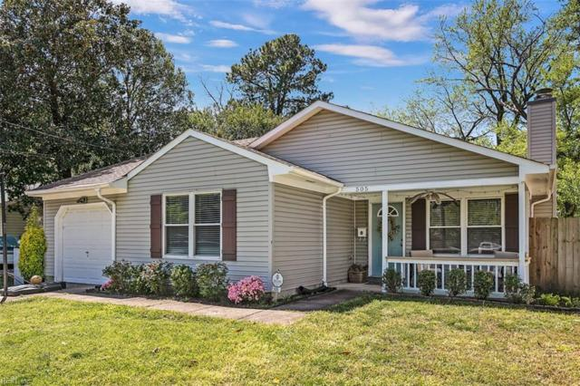 505 Mcfarland Rd, Norfolk, VA 23505 (#10253317) :: Austin James Realty LLC