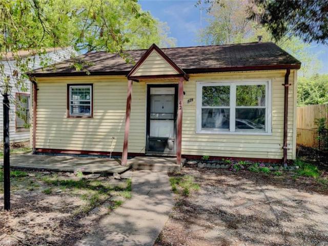 428 Marion Rd, Hampton, VA 23663 (MLS #10253353) :: AtCoastal Realty