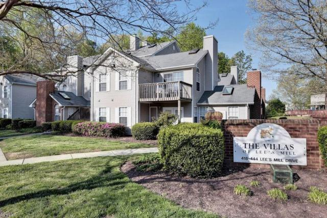 430 Lees Mill Dr, Newport News, VA 23608 (#10253444) :: Upscale Avenues Realty Group