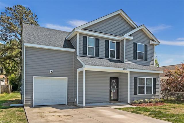 1214 Hazel Ave, Chesapeake, VA 23325 (#10253457) :: Abbitt Realty Co.